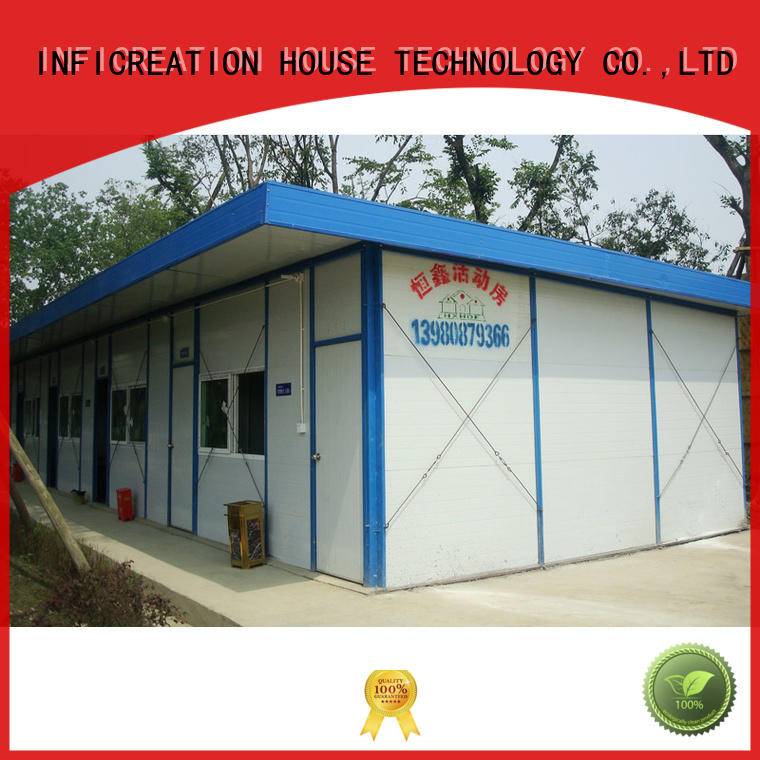 movable construction site camp supplier for accommodation