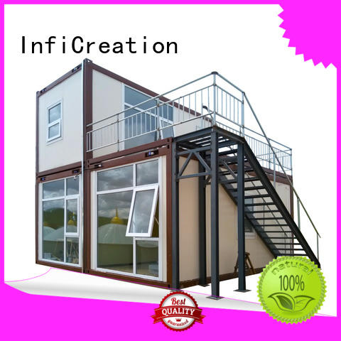 InfiCreation storage container houses manufacturer for toilet