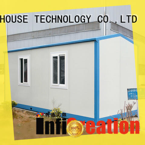 steel storage container homes factory price for office
