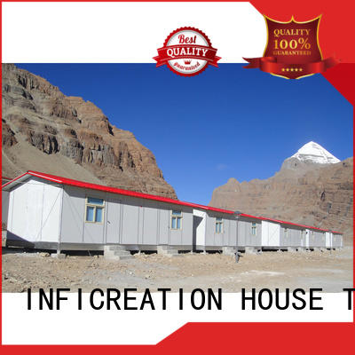 InfiCreation temporary site accommodation supplier for accommodation