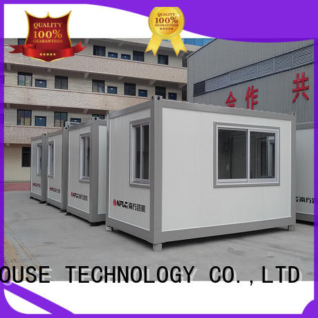 InfiCreation tiny premade container homes manufacturer for office