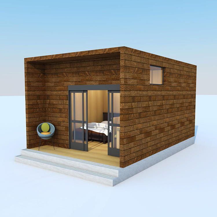 Design Your Own Leisure Suite Prefabricated Villa House