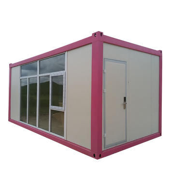 Shipping Container Home 40 Feet  Expandable Container House Prefabricated House