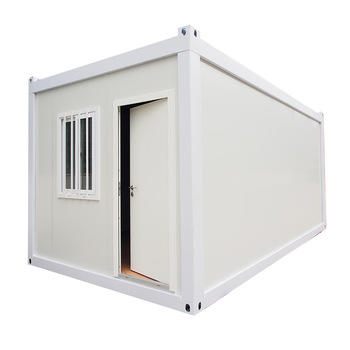 Customized Office Home Building Prefabricated Container House