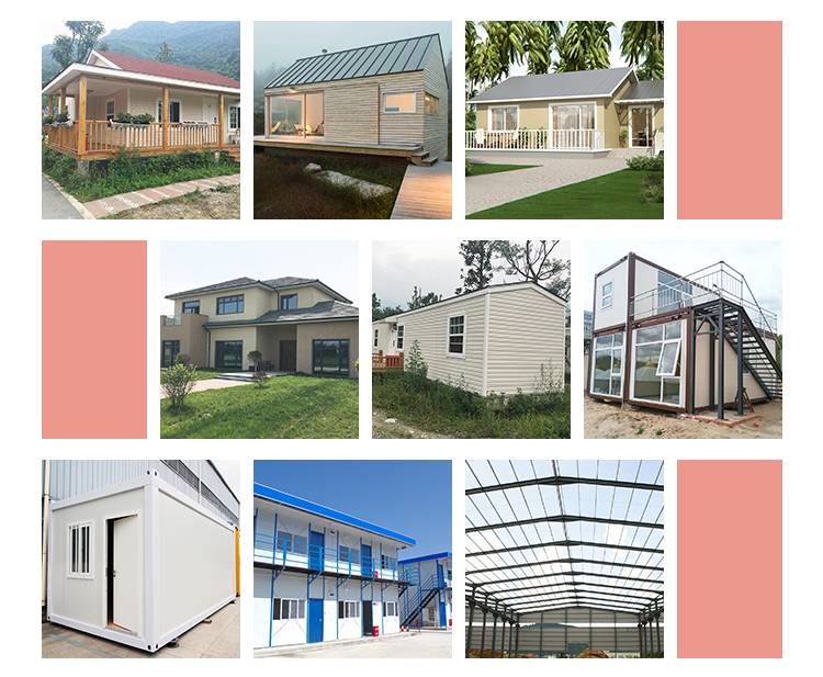 InfiCreation pre manufactured houses factory price for hotel-1