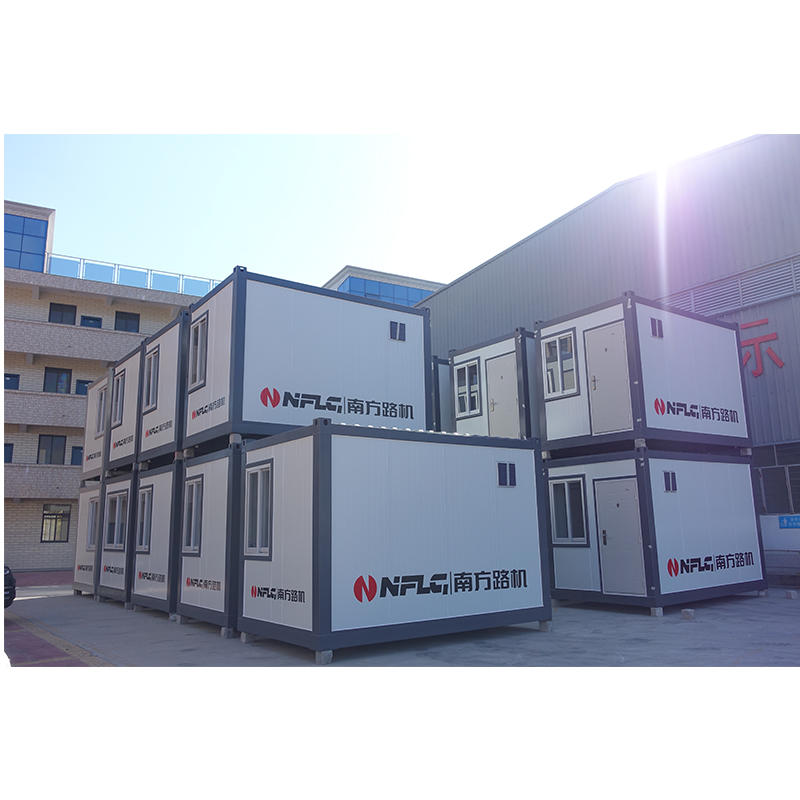 20ft Plan Modular Expandable Home Container House 2 Floors