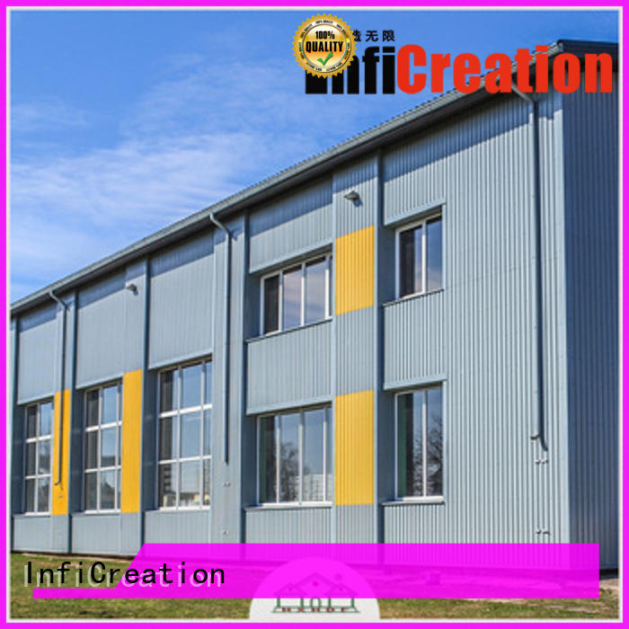 modern premade warehouse manufacturer for factory