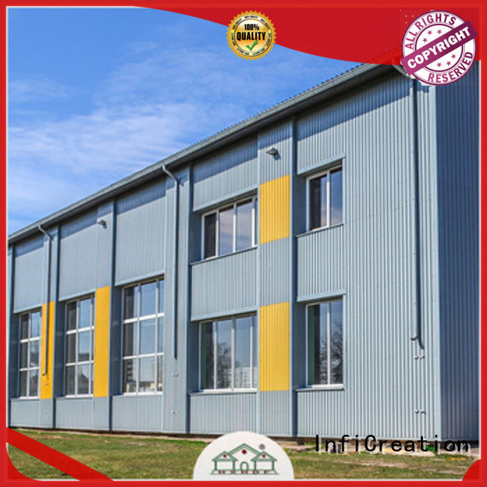 durable prefabricated warehouse factory price for storage