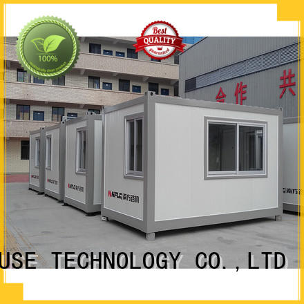InfiCreation modern prefab storage container homes factory price for accommodation