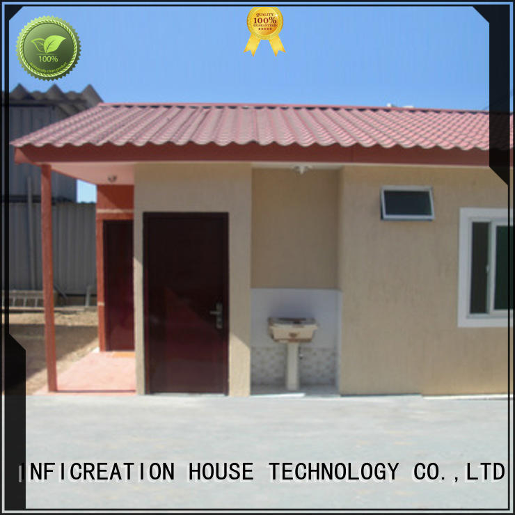 InfiCreation long lasting modular container homes customized for office
