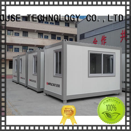 InfiCreation prefabricated container homes factory for office