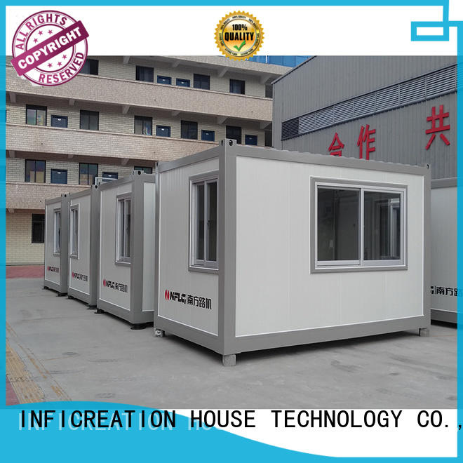 InfiCreation storage container houses factory for office
