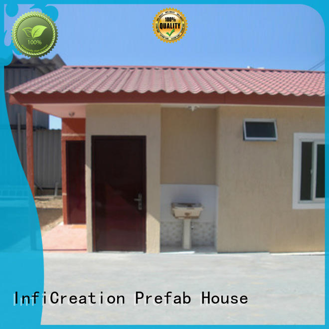 InfiCreation storage container homes directly sale for carport