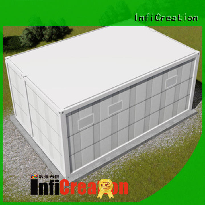 long lasting prefab container homes manufacturer for accommodation