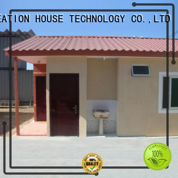 InfiCreation durable modular container homes supplier for booth