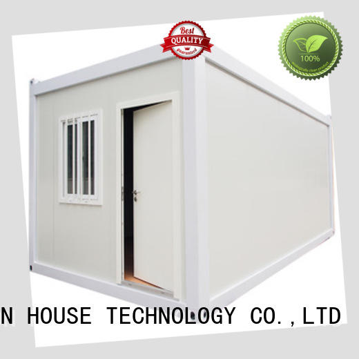 InfiCreation recyclable cargo container homes factory price for accommodation