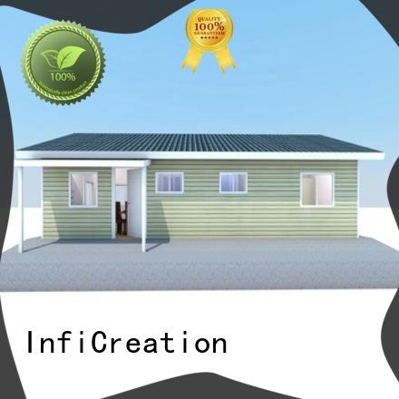 mobile prefab modular homes custom for accommodation