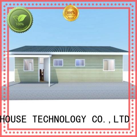 InfiCreation prefab modular homes manufacturer for resorts