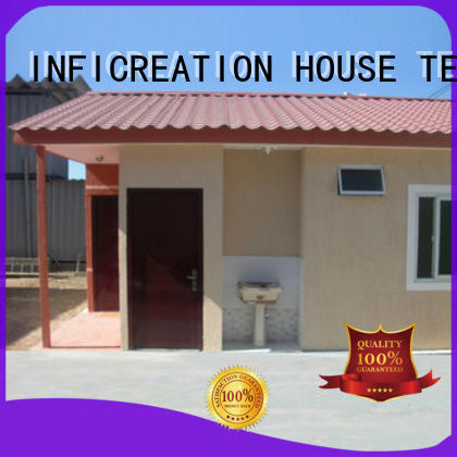 InfiCreation durable custom container homes factory price for carport