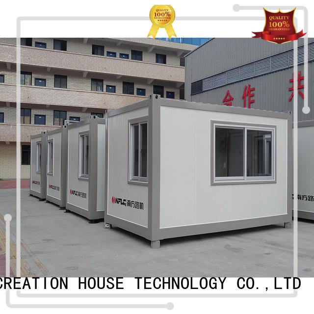 InfiCreation durable prefab container homes factory price for accommodation