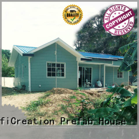 beautiful prefab cottage homes custom for resorts