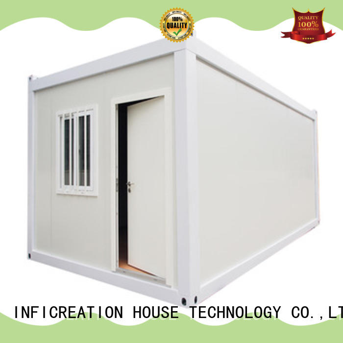 InfiCreation prefab container house customized for accommodation