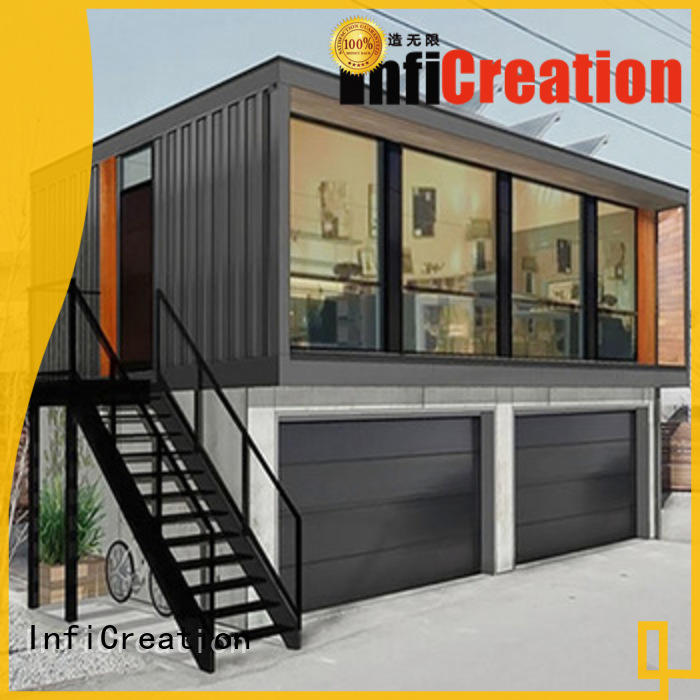 steel cargo container homes manufacturer for toilet