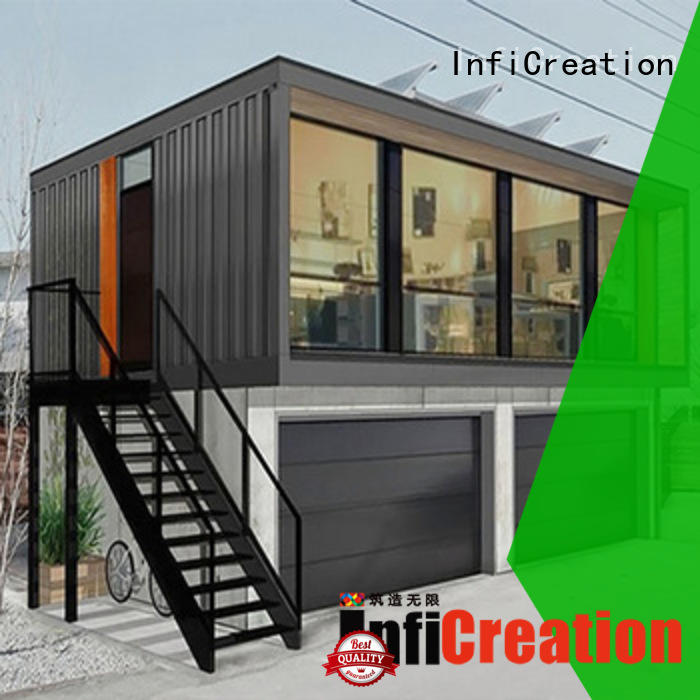 long lasting prefab storage container homes supplier for office