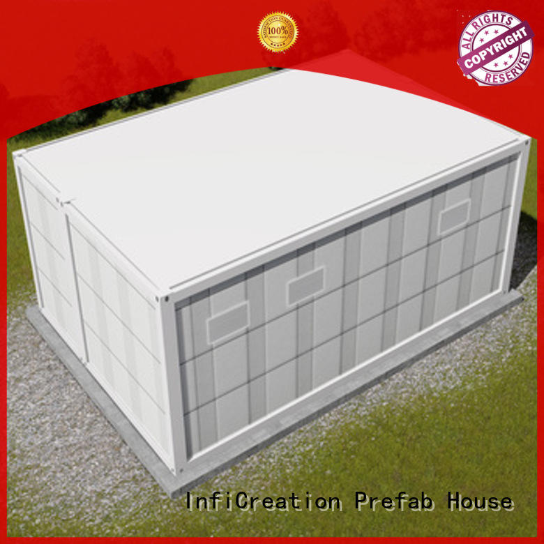 modern premade container homes factory for toilet