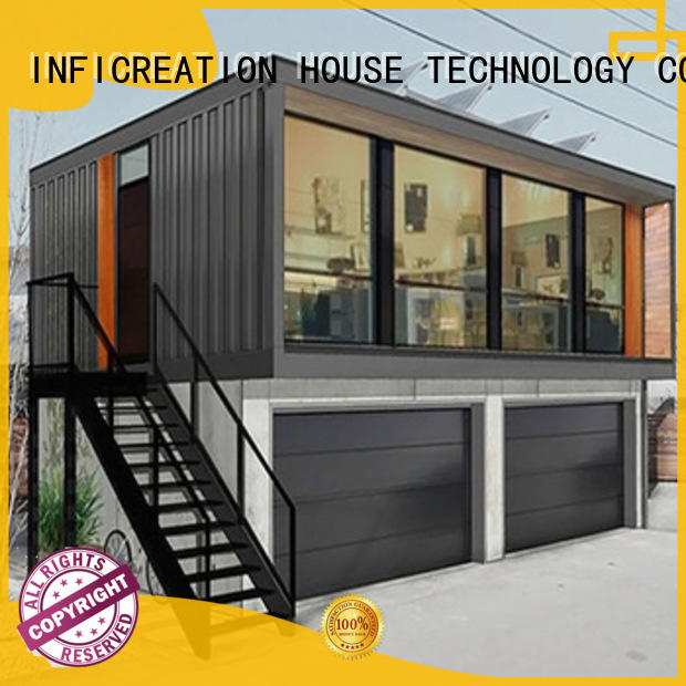 InfiCreation tiny cargo container homes factory price for accommodation