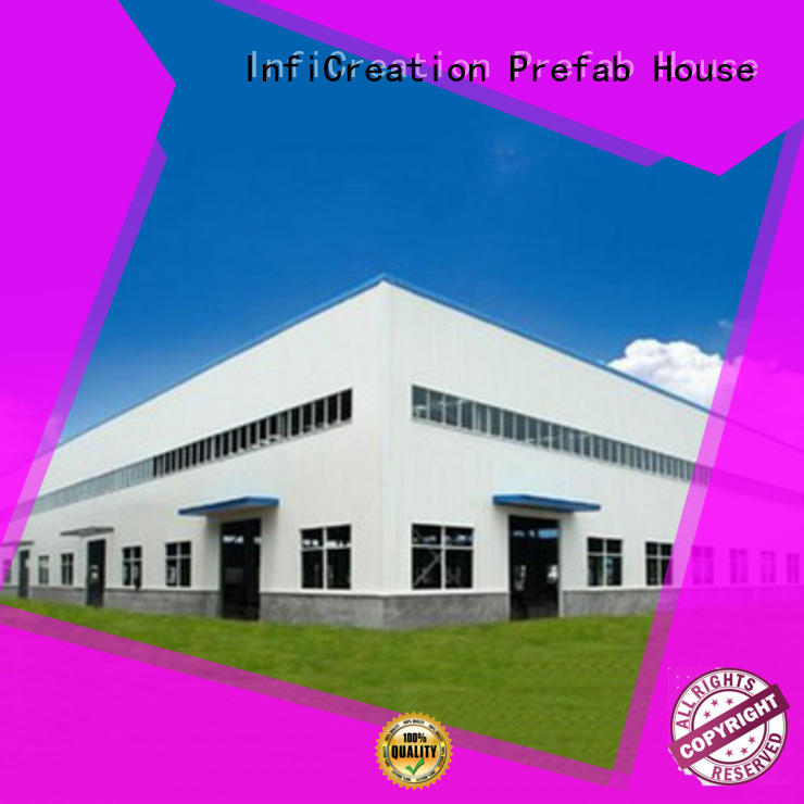 low cost fabrication warehouse design for cargo