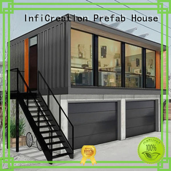 recyclable prefab container homes directly sale for office