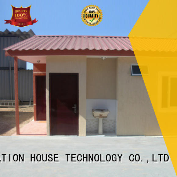 recyclable freight container homes factory for toilet