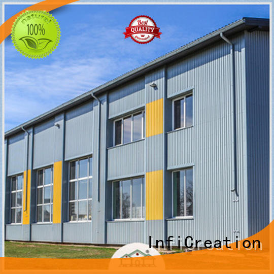 InfiCreation windproof premade warehouse manufacturer for company