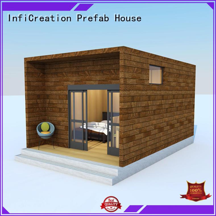 InfiCreation modular villas custom for hotel