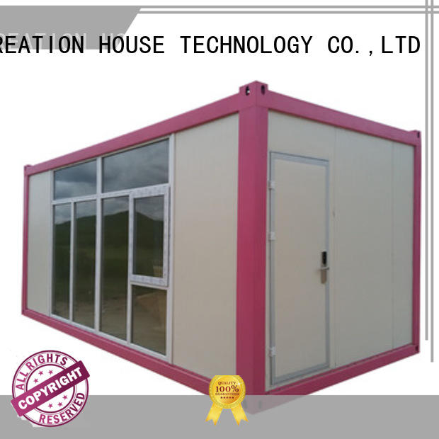 InfiCreation freight container homes supplier for carport